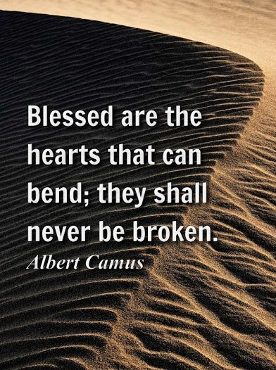 albert camus on hearts