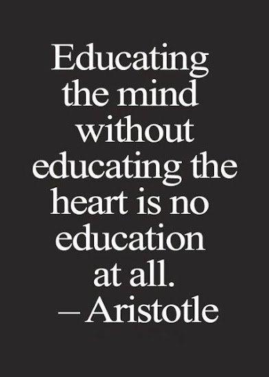 aristotle on education