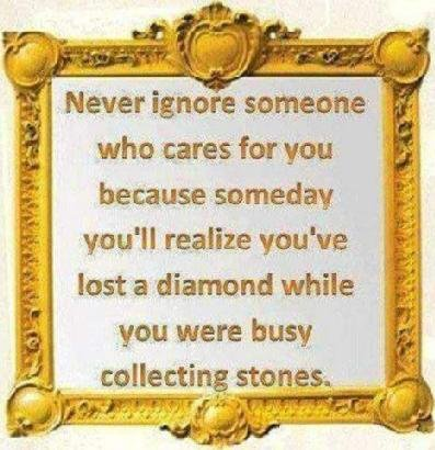 care about ppl that care about you