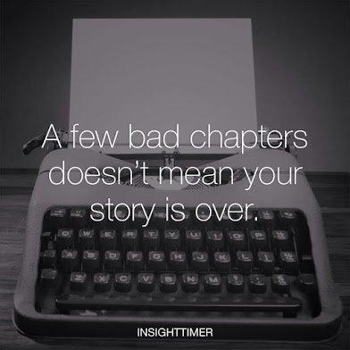 few bad chapters