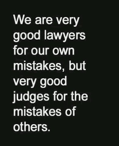 good judges and bad lawyers