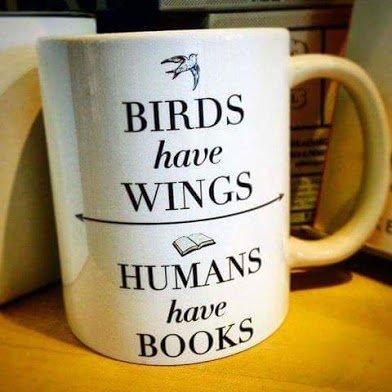 human have books