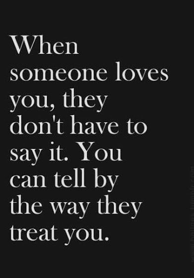 if someone truly loves you