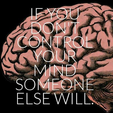 if you dont control your mind2
