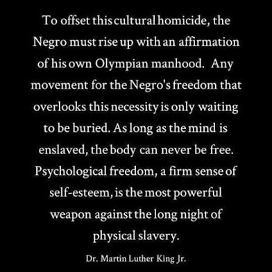 martin luther king jr on mental slavery