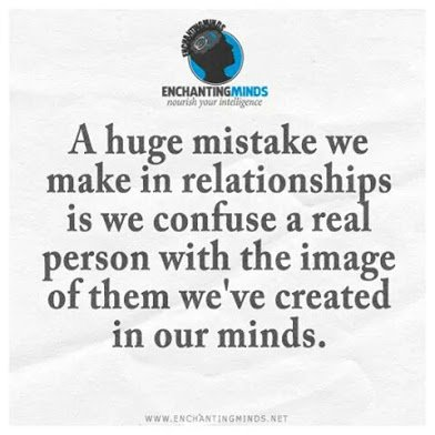 mistake in relationship