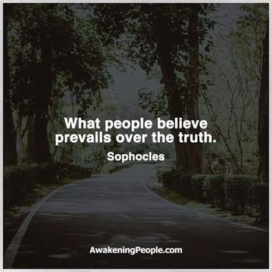 sophocles on beliefs