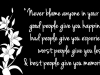 Never Blame Anyone in your life2