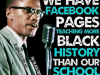 facebook teaches more history than schools