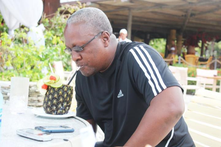 Thank you, President Mahama