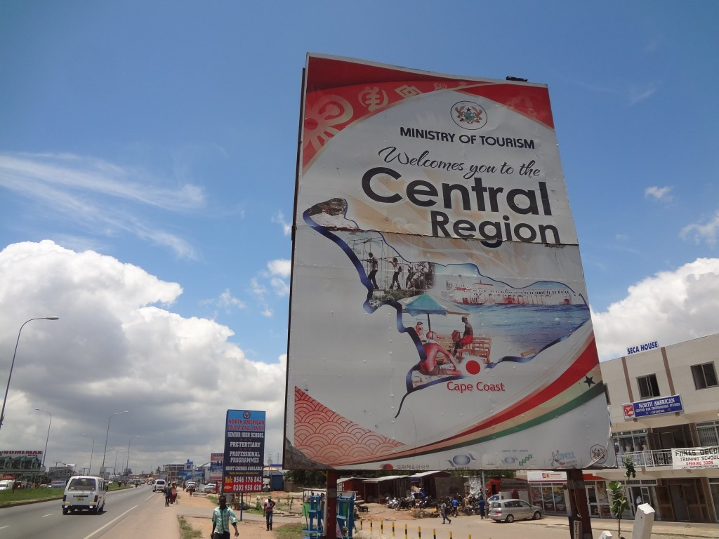 Welcome to Central Region