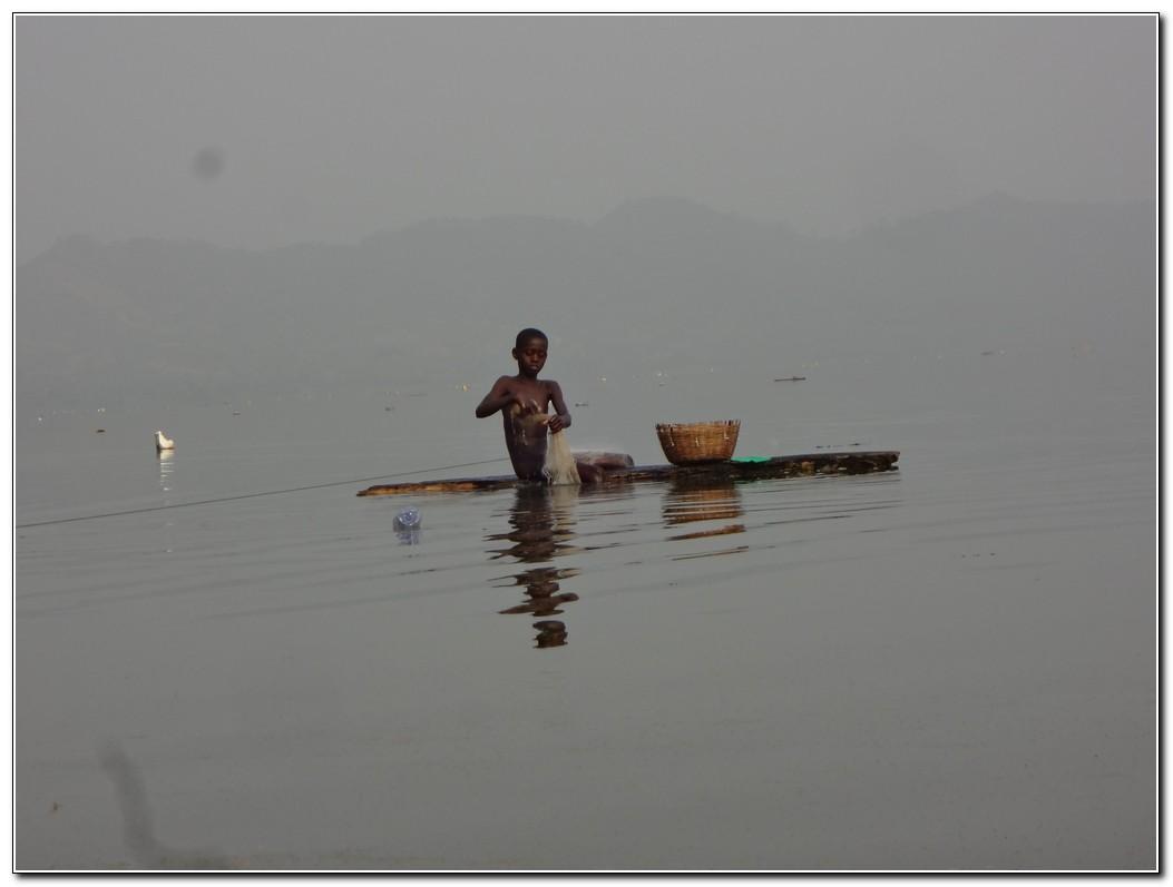 Lake Bosomtwe – an unexploited goldmine