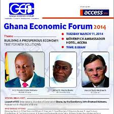 Random Musings: Economic Forum, Cabinet Reshuffle and other Issues Arising