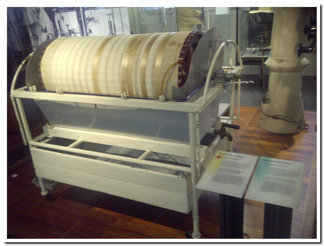 A visit to the Dutch National Museum of Science and Medicine (August 20, 2014)