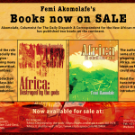 AlayeWebTV Reviews of  Femi Akomolafe's 2 Books