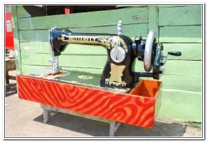 Sewing Machine - fir for a Sewmistress