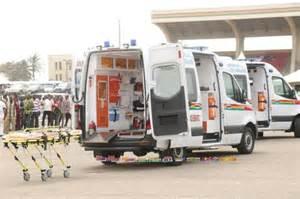 Ghana Ambulance Dancers