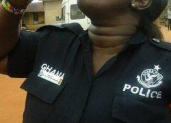Ghana Police Farce