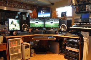 music studio1