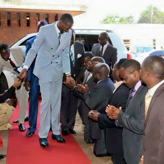 ChristInsanity in Africa