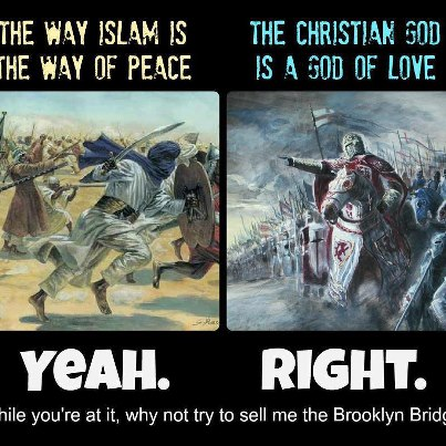 religions of peace