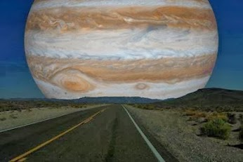 If Other Planets Switched Places With The Moon, This Is What You Would See