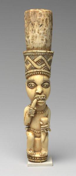angolan male figure