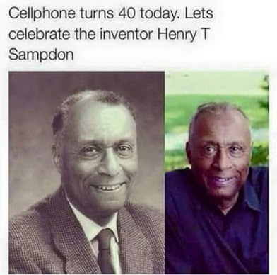 cellphone inventor