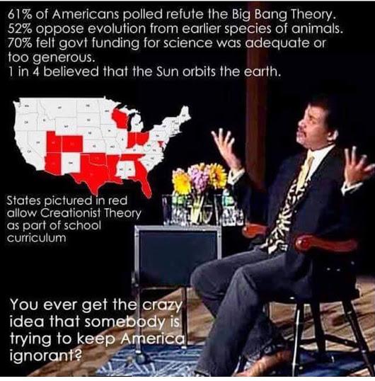 ignorant americans