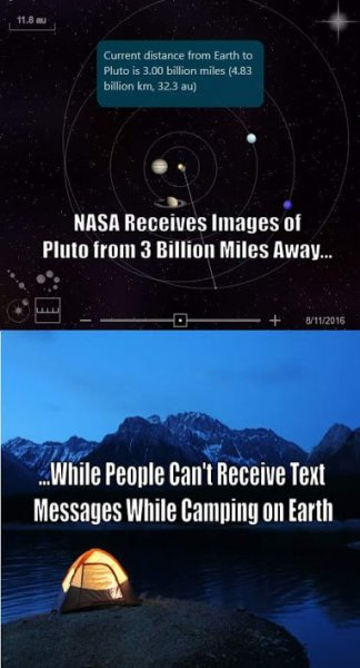 images from pluto