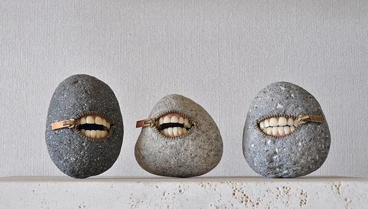 japanese stone sculptures