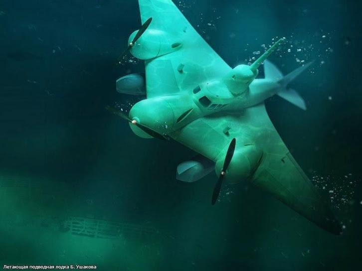 soviet flying submarine2