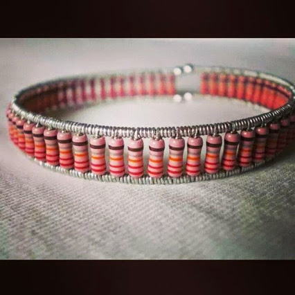 transistor beads