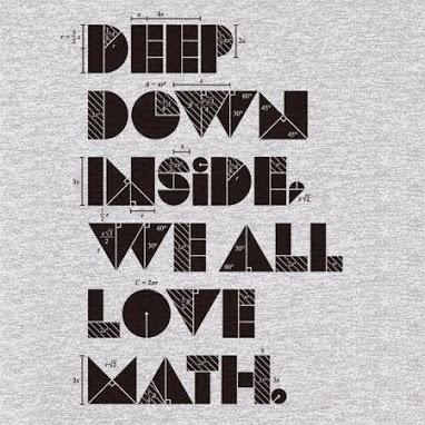 we all love math
