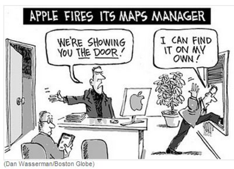 apple fire maps manager
