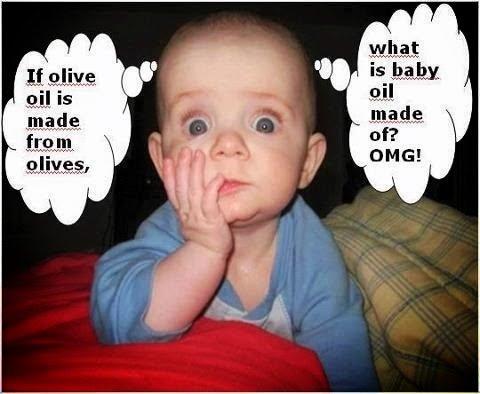 baby n olive oil