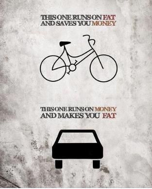bicycle n car