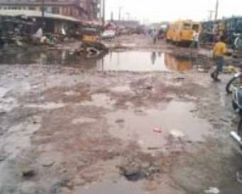 cementary road in lagos