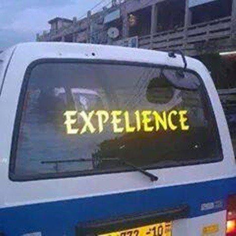 expelience