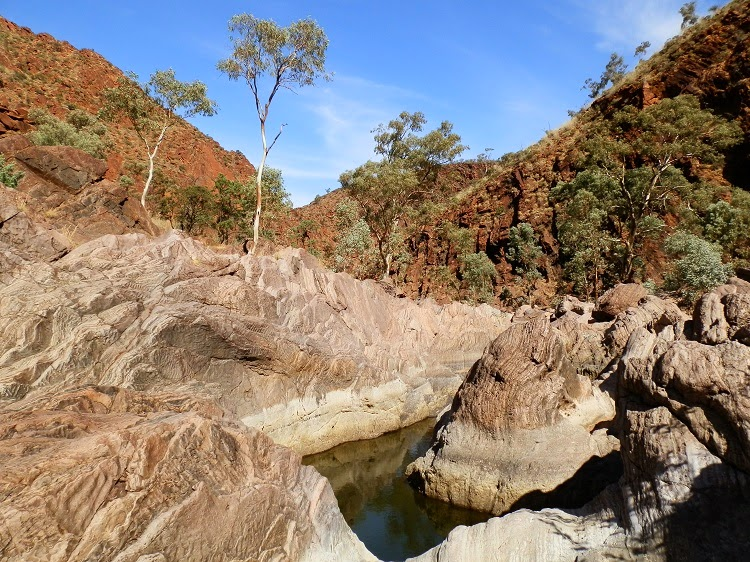 Barraranna Gorge is just one of MANY reasons to visit the AWESOME Arkaroola Wilderness Sanctuary in the South Australian Outback