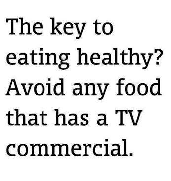 key to healthy food