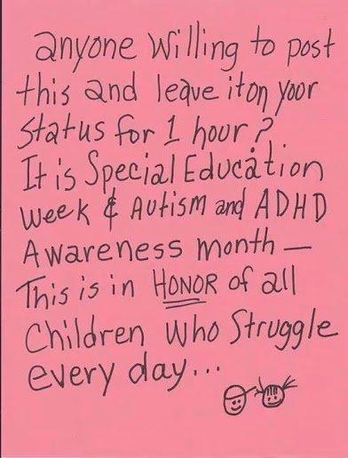 on autism