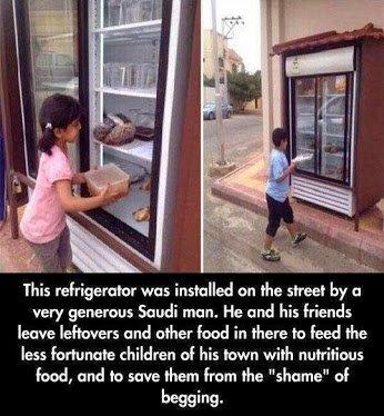 saudi fridge