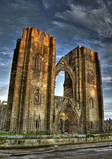 ELGIN CATHEDRAL.