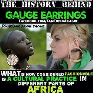 african earing