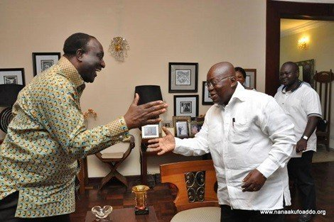 akuffo addo with alan cash