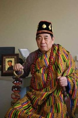 chinese chief in ghana