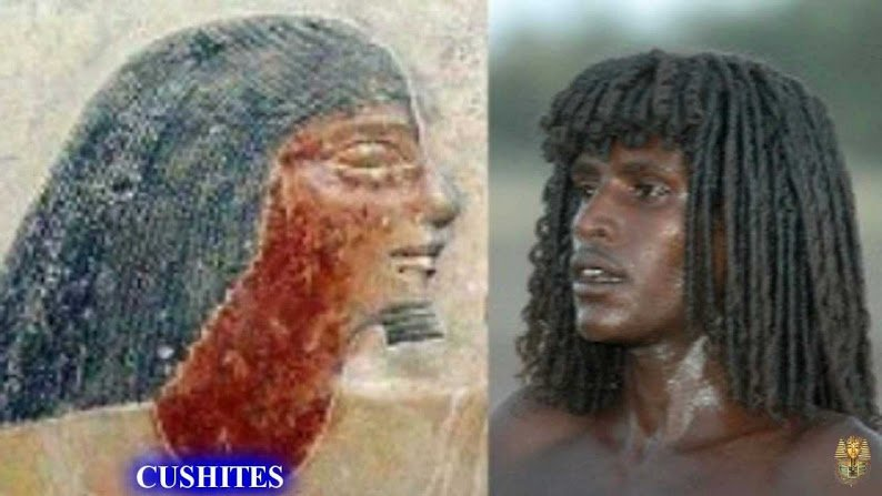 old egyptian hairstyle and african