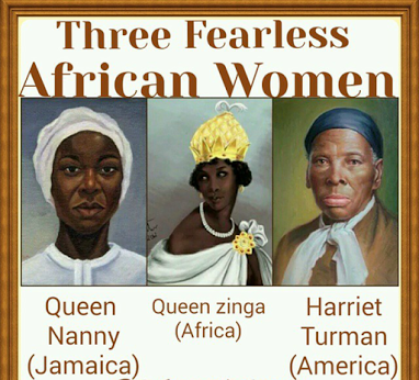 the great african women