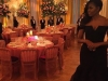 mrs obama at state dinner for chinese first family